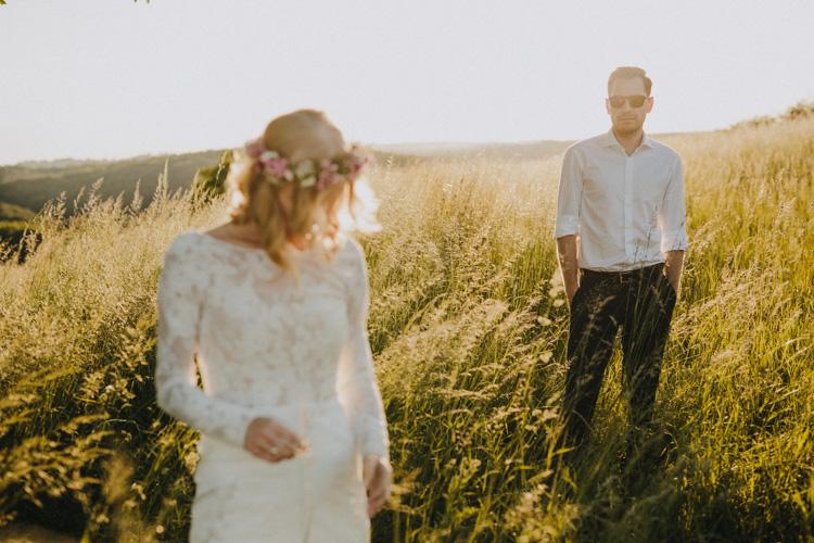 wyjątkowy plener ślubny
