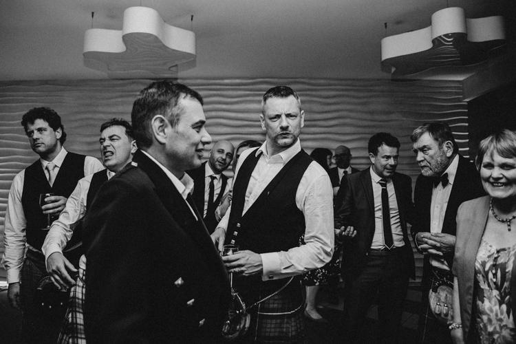 polsko-szkockie wesele