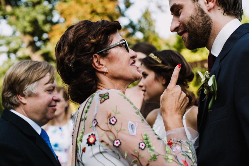 emocjonalne zdjęcia ślubne